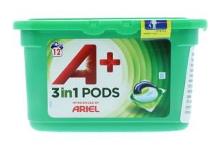 ARIEL 3IN1 PODS 12'S REGULAR LAB