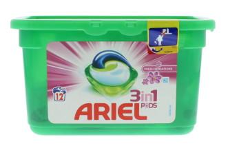 ARIEL 3IN1 PODS 12'S FRESH SENS (LAB)
