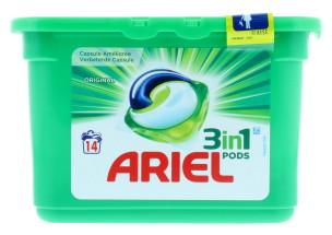 ARIEL 3IN1 PODS ORIGINAL 14'S