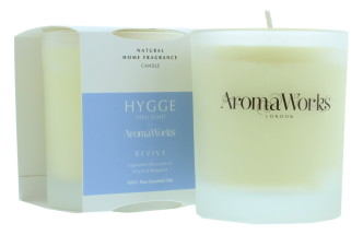AROMAWORKS 220G HYGGE REVIVE CANDLE