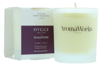 AROMAWORKS 220G HYGGE TIME OUT CANDLE