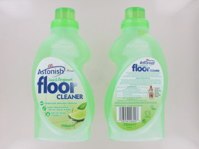 ASTONISH 750ML FLOOR CLEANER LIME