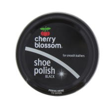 CHERRY BLOSSOM 50ML SHOE POLISH BLACK