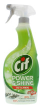 CIF 700ML POWER & SHINE KITCHEN SPRAY