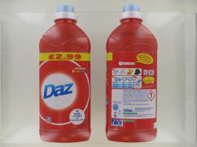 DAZ 1L LIQUID REGULAR 20 WASH PMP £2.99