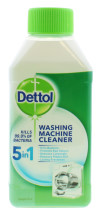 DETTOL 250ML WASHING MACHINE CLEANER