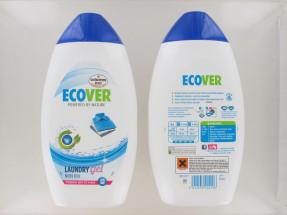 ECOVER 980ML LAUNDRY GEL 28 WASH(NEW PK)