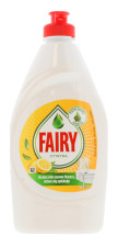 FAIRY 450ML W/UP LIQUID LEMON LAB