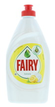 FAIRY 450ML W/UP LIQUID LEMON (PL FRONT)