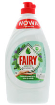 FAIRY 450ML W/UP LIQUID TEA TREE LAB