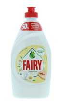 FAIRY 450ML W/UP LIQUID CHAMO (PL FRONT)