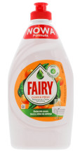 FAIRY 450ML W/UP LIQUID ORANGE LAB