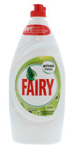 FAIRY 900ML W/UP LIQUID APPLE (LAB)