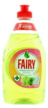 FAIRY 383ML W/UP LIQUID LEMONGRASS