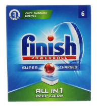 FINISH ALL IN 1 DEEP CLEAN 6'S