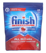 FINISH ALL IN 1 MAX TABS 24'S EN FRONT