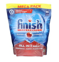 FINISH ALL IN 1 MAX TABS 70'S LAB
