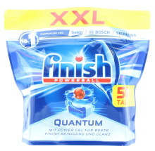 FINISH QUANTUM DISHWASHER TABS 50'S
