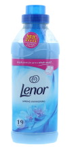 LENOR 665ML FABRIC COND 19 WASH SPRING