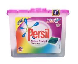 PERSIL LIQUID CAPS 20'S COLOUR PROTECT
