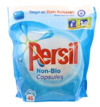 PERSIL LIQUID CAPS 46 WASH NON BIO