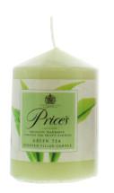 PRICE'S PILLAR CANDLE 260G GREEN TEA
