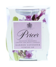 PRICES'S 130G CANDLE GARDEN LAVENDER