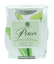 PRICES'S 130G CANDLE GREEN TEA