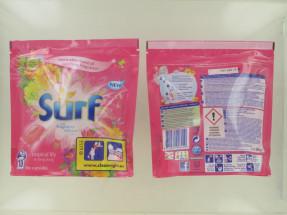 SURF LIQUID TABS 10S LILY & YLANG YLANG