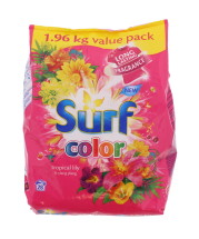 SURF 1.96KG COL POWD LILY&YLANG 28W LAB