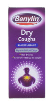BENYLIN 150ML DRY COUGHS B.CURRANT