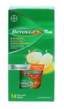 BEROCCA FIZZ TABLETS ORANGE 14S