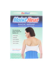 BEWELL MOIST HEAT BACK WRAP HOT & COLD
