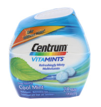 CENTRUM MULTI-VIT COOL MINT 28S
