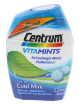 CENTRUM MULTI-VIT COOL MINT 60S