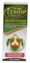 LEMSIP 100ML COUGH FOR MUCAS COUGH