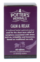 POTTERS CALM & RELAX 60'S