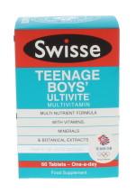 SWISSE TEENAGE BOYS 60 TABS