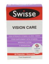 SWISSE VISION CARE 60 CAPS