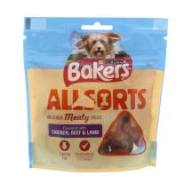 BAKERS ALLSORTS 98G MEAT