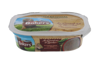 BAKERS 200G AS GOOD AS BEEF