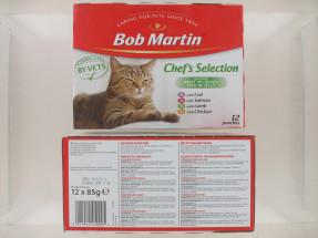 BOB MARTIN 12X85G POUCH MIXED