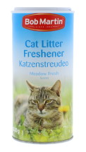 BOB MARTIN 400G CAT LITTER FRESH MEADOW