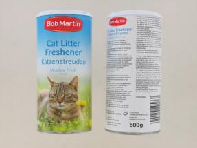 BOB MARTIN 400G CAT LITTER FRESH MEADOW