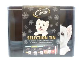 CESAR SELECTION GIFT TIN 6PC