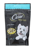 CESAR 100G MINI JOY CHEESE&CHCK