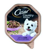 CESAR COUNTRY 150G LAMB & PEAS