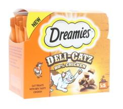 DREAMIES 5X5G TREATS CHICKEN