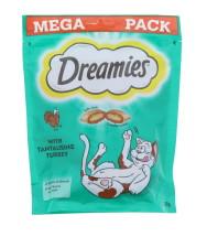 DREAMIES 180G CAT TREATS TURKEY