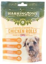 HARRINGTONS 160G DOG TREAT CHCK